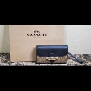 Coach Chain Crossbody